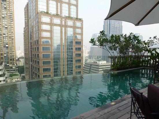 Hotel Muse Bangkok Langsuan, MGallery Collection: Pool