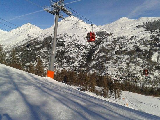 Serre Chevalier Vallée: The new gondola