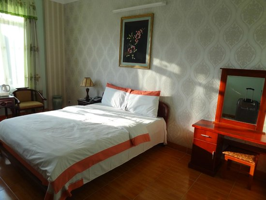 Yen Nhi Hotel : Chambre