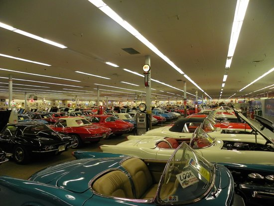 Muscle Car City Museum: One can only dream !!