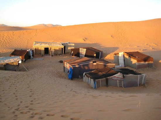 Morocco Excursions: The Desert Camp