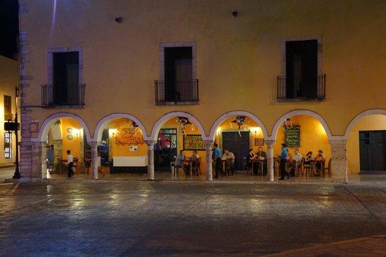 La Cantina Restaurante y Bar : Le restaurant