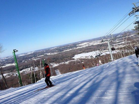 Days Inn & Suites Stevens Point: Granite Peak Ski at Rib Mountain