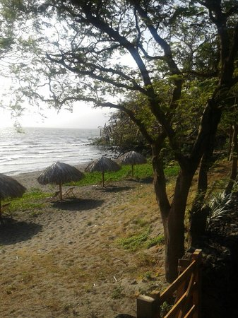 Finca San Juan de la Isla: The view from our villa