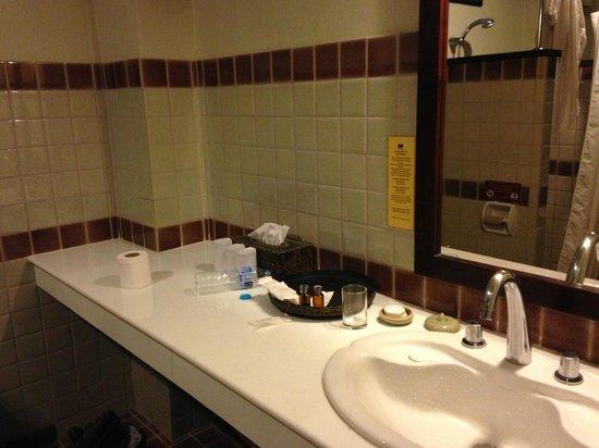 Rimping Village: Bathroom