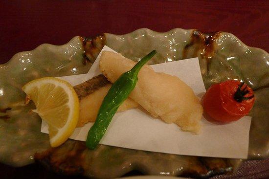 Hotel Kanro no Mori: Set dinner