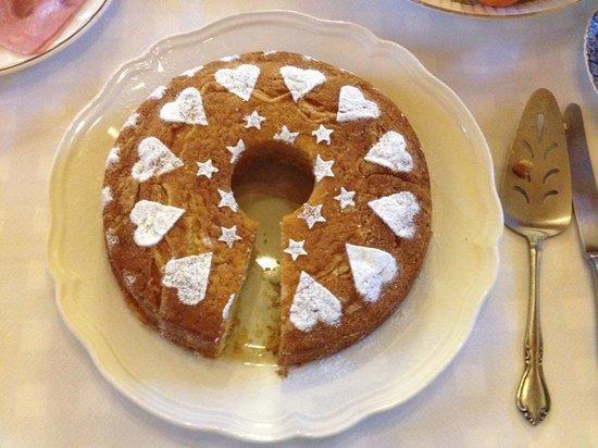 Hotel Rural San Miguel : Cake