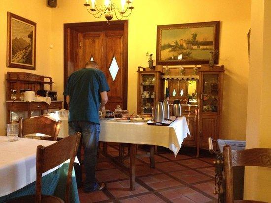 Hotel Rural San Miguel : Breakfast