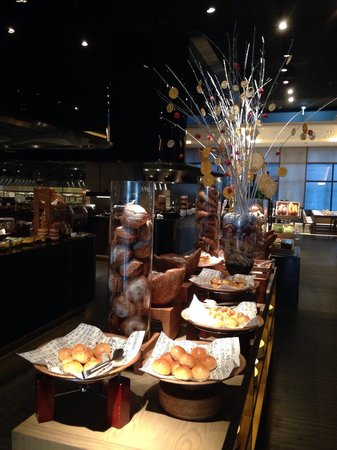 Conrad Seoul : Breakfast buffet