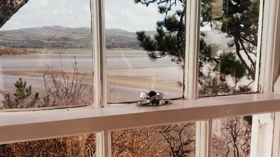 Hotel Portmeirion: View