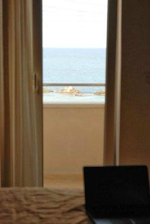 Hotel Irida: Balcony