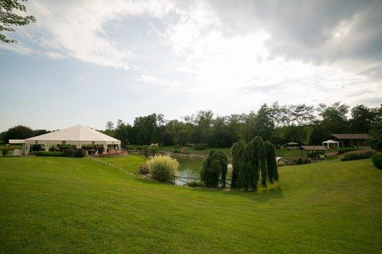 Parco Le Cicogne: altra vista del parco