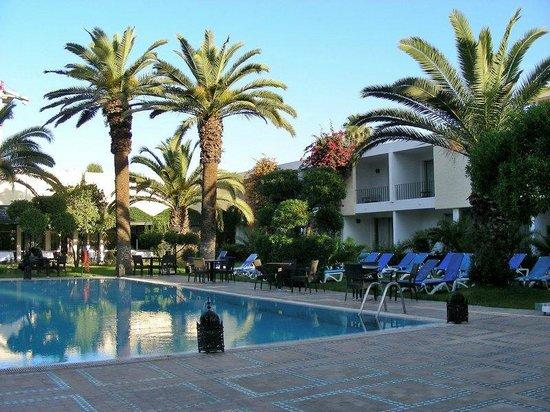 Hotel Volubilis : Gorgeous pool