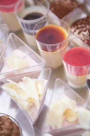 Parco Le Cicogne: buffet di dolci