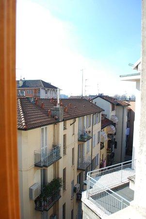 Hotel Palladio: Vista desde el baño