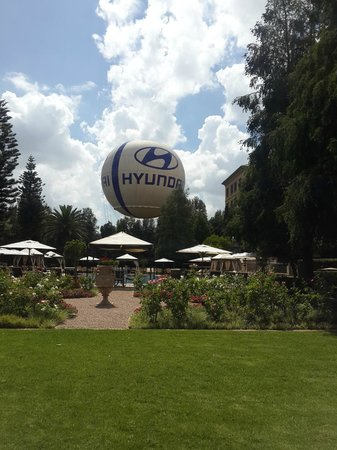The Palazzo Montecasino: Hot Air Balloon