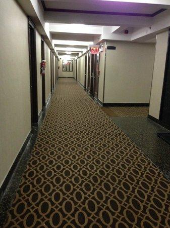 Hotel Edison Times Square: Hallways