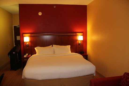 Courtyard Orlando International Drive/Convention Center : Cama King Size