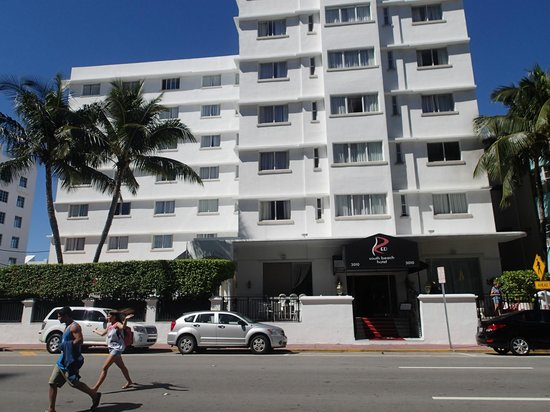 Red South Beach Hotel : Hotellet