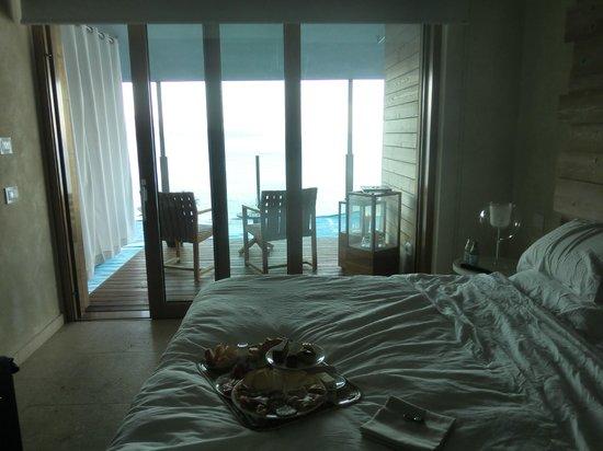 Laqua Charme & Boutique: colazione in camera