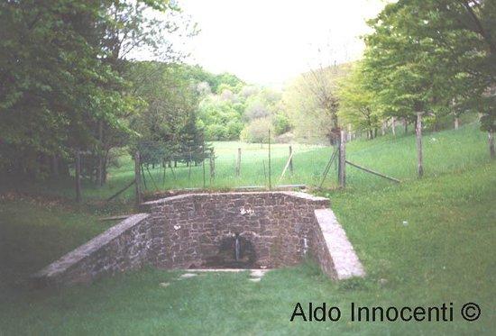 Castel San Niccolo, إيطاليا: La Fonte dei Bagni di Cetica