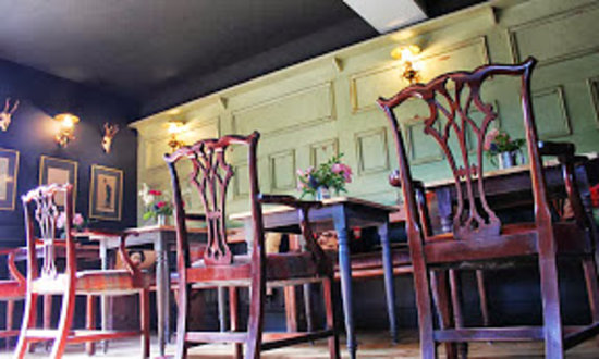 Foresters Arms: Restaurant