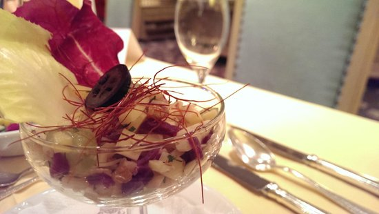 Hotel Erhart: Dinner Entree