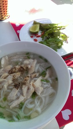 Pho Viet 24: Pho with chicken