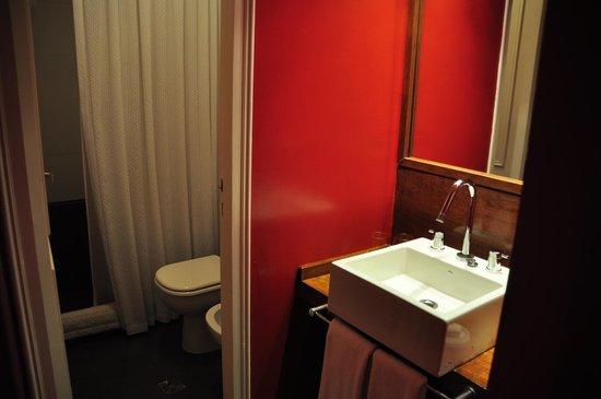 B&B Plaza Italia : バスルーム