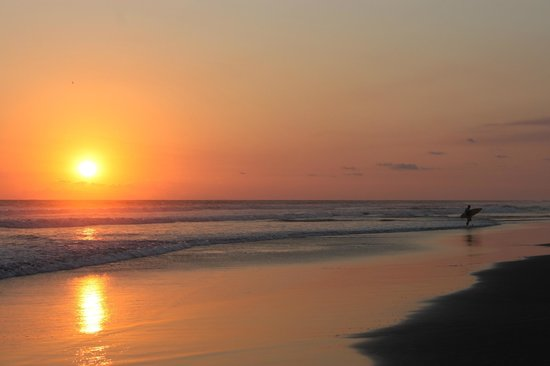 Paredon Surf House: Good morning....