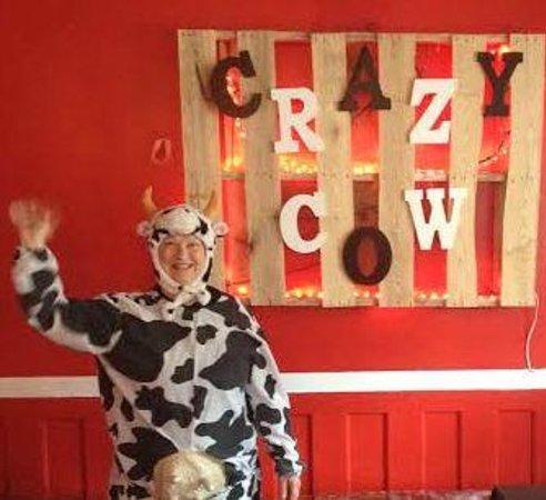 Crazy Cow Restaurant : Crazy Cow!