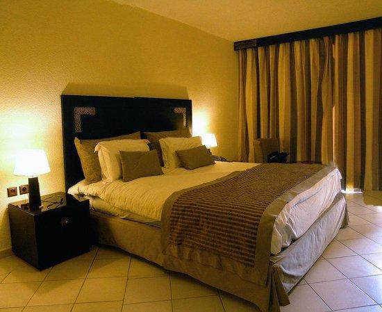 Hotel Atlas Asni : Bed