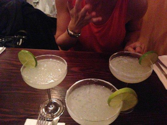 Premises Cafe: Margaritas