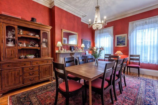 Aisling: Dining Room
