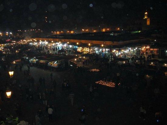 Le Marrakchi: Vista panoramica