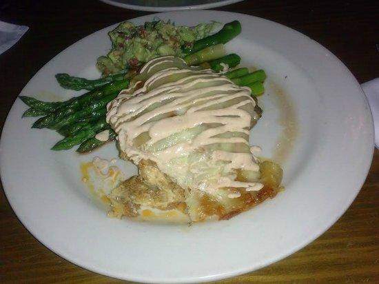 Reata Restaurant: Hubby had the duck --- scrumptious