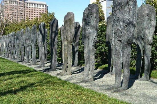 Nasher Sculpture Center: Outside