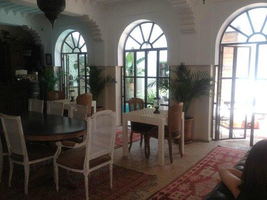 Palacio de las Especias: Comedor