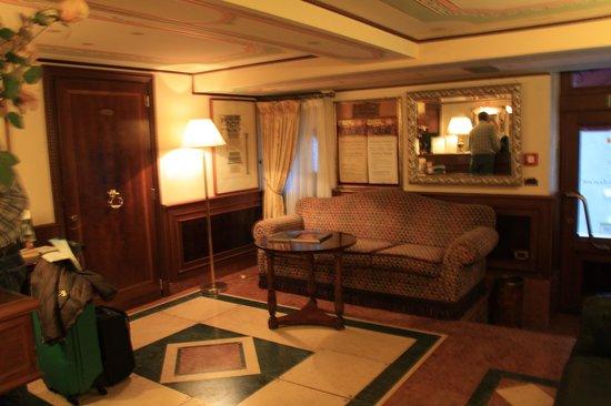 Hotel Corte Contarina : reception