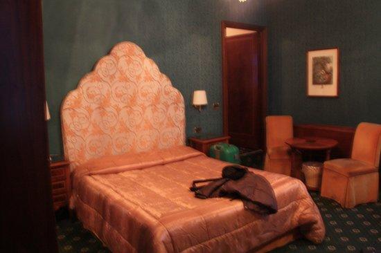 Hotel Corte Contarina : our room