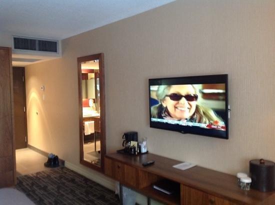 Hotel Universel Montreal : chambre prestige