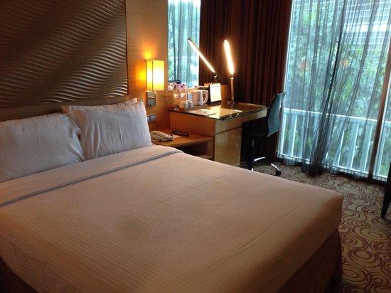 Park Hotel Clarke Quay : Room