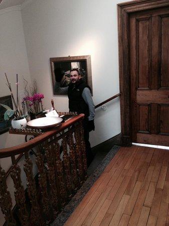 Allburys staircase