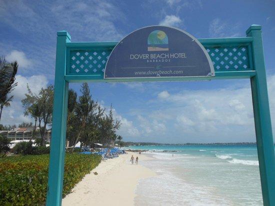 Dover Beach Hotel Entrance To