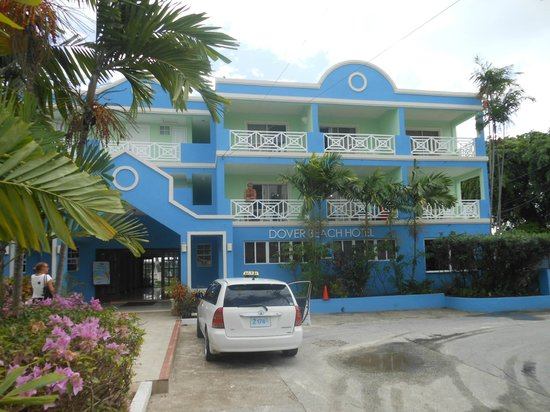 Dover Beach Hotel: Front and main building