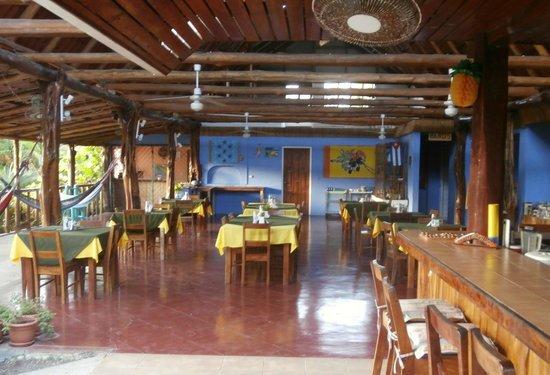 El Sueño Tropical: Open air dining at it's best