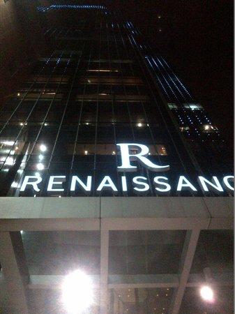Renaissance Shanghai Zhongshan Park Hotel: Front of hotel
