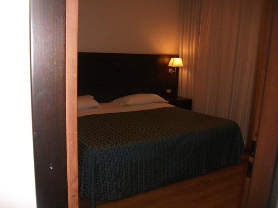Quality Hotel Delfino Venezia Mestre: Habitación 106