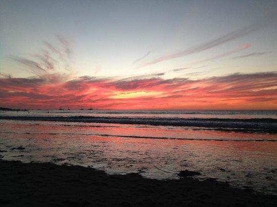 Best Western Tamarindo Vista Villas: Sunsets..