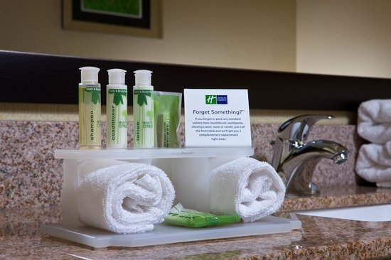 Holiday Inn Express & Suites Saginaw : Guest Room Amenities